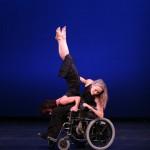 Judith Smith & Sonsheree Giles, AXIS Dance Company, photo: Trib LaPrade