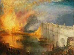 Burning of the Houses of Lords and Commons, 16th of October 1834