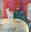 Woman&Cat1912