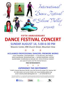 Dance Concert 2016
